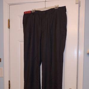 Merona Men's Double Pleat Suit Pant
